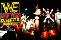 WE PARTY NEW YEAR FESTIVAL – MADRID 2013/14. Official Video