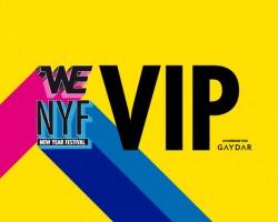 WE NYF: VIP ACCESS / ACCESO VIP